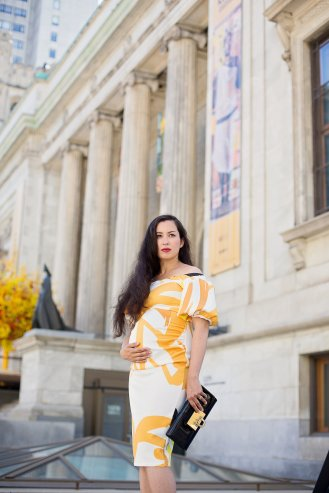 Style soirée (Photo : Geneviève Sasseville)